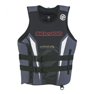 Buy Sea-Doo Neoprene Force Pullover PFD- Life Jacket Vest -Red motorcycle in Sauk Centre, Minnesota, United States, for US $109.99