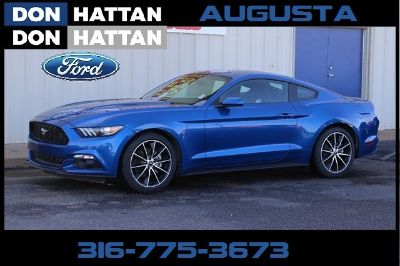 2017 Ford Mustang EcoBoost (Lightning Blue)