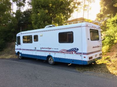 2000 Rexhall AMERICAN CLIPPER