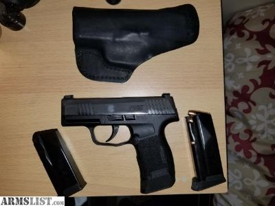 For Trade: ...SIG SAUER P365 NEWER LESS THAN 75 RDS FIRED ......