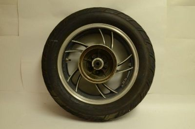 Find YAMAHA XV750 xv 750 VIRAGO REAR WHEEL TIRE motorcycle in Fort Worth, Texas, US, for US $79.99