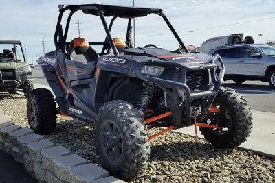 2014 POLARIS RZR XP 1000 EPS LE Sport-Utility Utility Vehicles Elk Grove, CA
