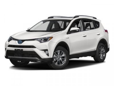 2016 Toyota RAV4 Hybrid XLE (BLACK)