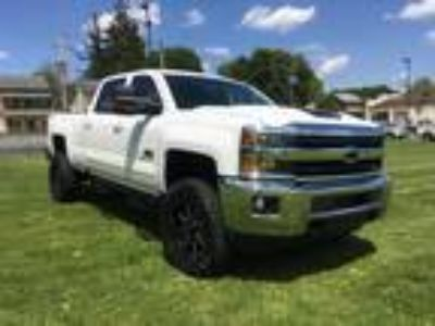 Used 2018 CHEVROLET SILVERADO For Sale