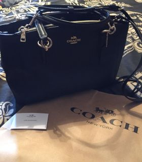 New Coach Purse - Small Christie Carryall