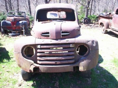 50 Ford Truck