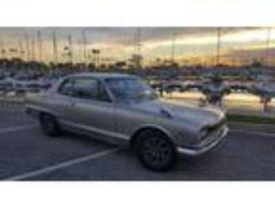 1971 Nissan GT-R Skyline 2000 GTX