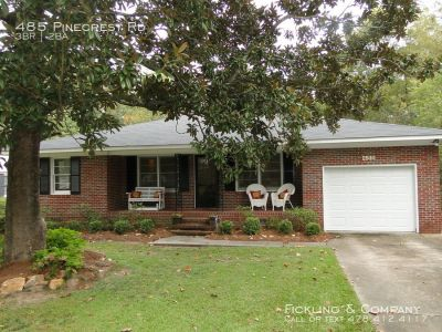 Single-family home Rental - 485 Pinecrest Rd