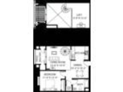Pasadena Gateway Villas Apartment Homes - One BR, One BA + Loft