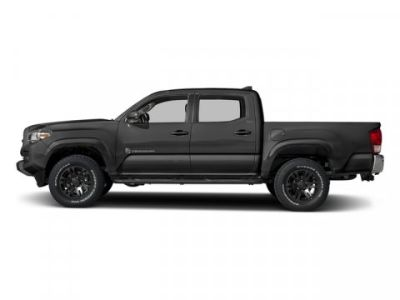 2018 Toyota Tacoma SR5 Double Cab 5' Bed V6 4x4 A (Magnetic Gray Metallic)