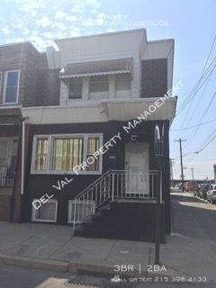 Updated 3-Bedroom Row Home for Rent Now - 2000 S. Bonsall Street - Section 8 Approved
