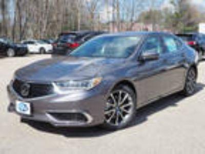 2018 Acura TLX Gray, 15 miles