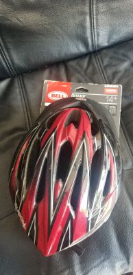 Bike helmet (Ages 14+)