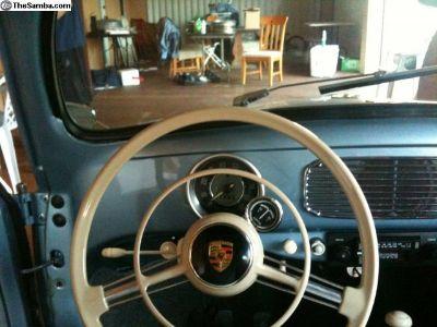 Og Petri 356 A Steering Wheel