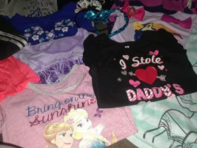 4/5 Lot childrens place polo Adidas etc
