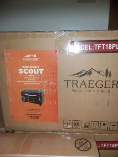 Traeger Electric Fired Grill