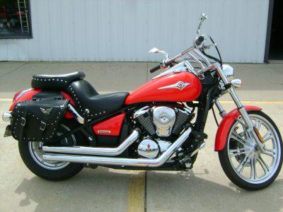 2008 Kawasaki VULCAN 900 CUSTOM Street Motorcycle Freeport, IL