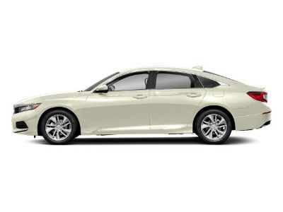 2018 Honda ACCORD SEDAN LX FWD (Platinum White Pearl)