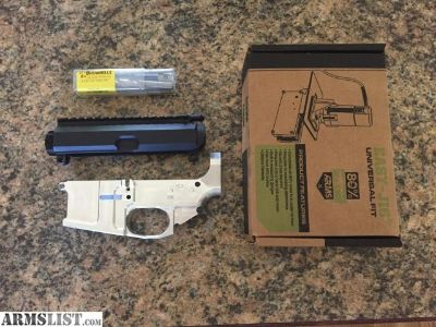 For Sale/Trade: Easy 80% lower jig and all