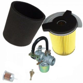 Buy YAMAHA G1 2 CYCLE 1983-1989 GAS GOLF CART TUNE UP KIT W/ CARBURETOR AIR FUEL motorcycle in Lapeer, Michigan, United States, for US $53.91