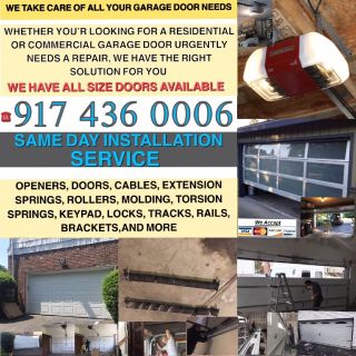 PROFESSIONAL AND RELIABLE GARAGE DOOR REPAIR SERVICE NEW YORK
