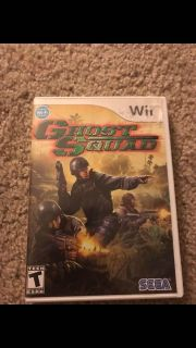 Ghost Squad for the Wii