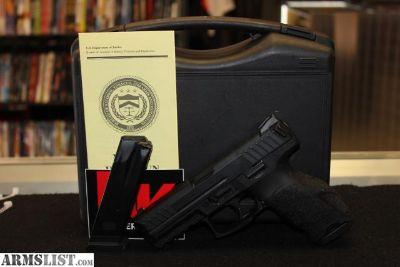 For Sale: Heckler & Koch VP40 .40cal