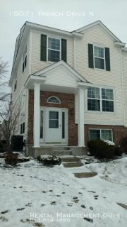 3 Bedroom End Unit Townhouse