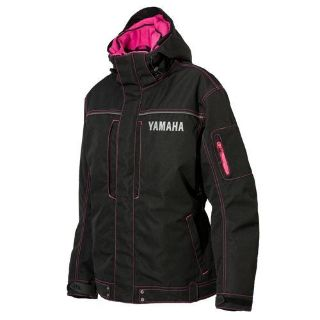 Purchase YAMAHA OEM Women's Yamaha X-Country Jacket with Outlast Fuchsia Size 12 motorcycle in Maumee, Ohio, US, for US $202.99