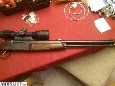 For Sale: Baikal 12ga/.308 O/U Combo Rifle