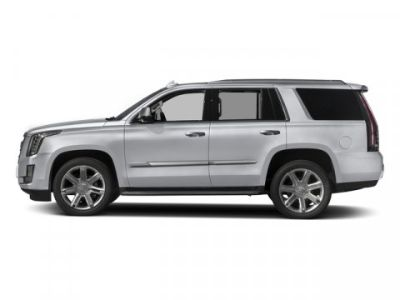 2018 Cadillac Escalade Luxury (Radiant Silver Metallic)