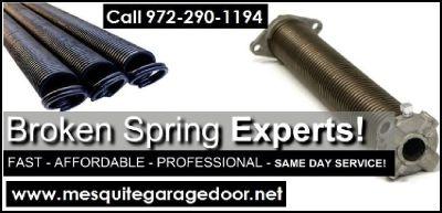 24/7 Emergency Garage Door Repair & New Installation Service | Mesquite, Dallas 75150 TX