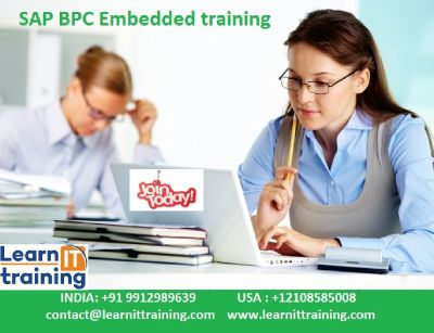 SAP BPC Embedded Training | SAP BPC Embedded Online Course By Experts