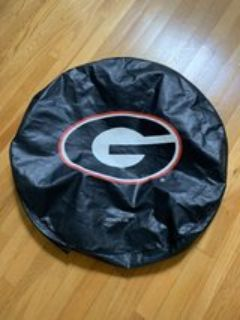 UGA Spare Tire Cover