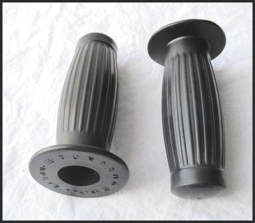 "Sell 1970'sTRIUMPH NORTON BSA 7/8"" GRAN TURISMO NAVA TYPE GRIPS PN# 97-2125 97-2142 motorcycle in Denver, Colorado, US, for US $16.75"