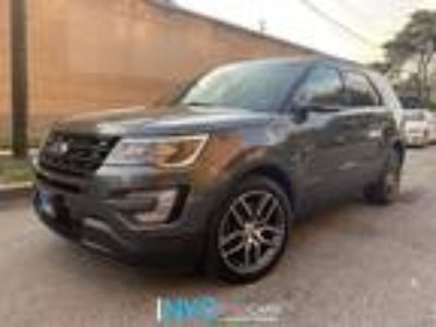 $22790.00 2016 FORD Explorer with 52379 miles!