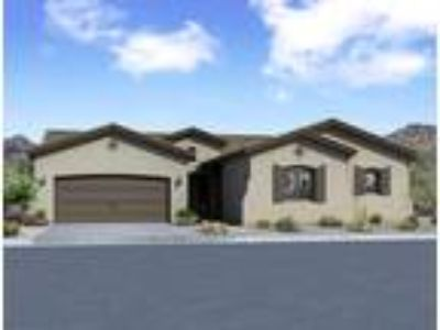 The Katherine II by Abrazo Homes: Plan to be Built