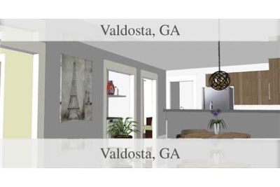 Apartment for rent in Valdosta.