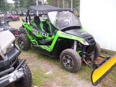 2014 Arctic Cat Wildcat Trail XT Sport-Utility Utility Vehicles Wisconsin Rapids, WI