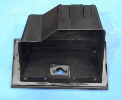 Buy 1972-76 Lincoln Mark IV OEM Glove Compartment Box without Lock - BLACK motorcycle in Glenview, Illinois, United States, for US $35.95