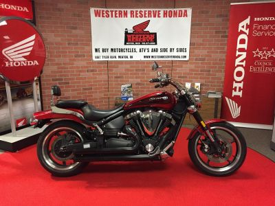 2008 Yamaha Warrior Cruiser Motorcycles Mentor, OH