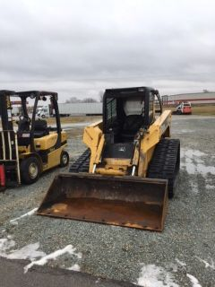 2007 John Deere Construction CT332