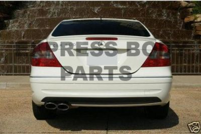 Purchase Trunk Spoiler CLK W209 CLK500 CLK320 CLK55 CLK63 REAR BACK CLK550 FIBERGLASS motorcycle in North Hollywood, California, US, for US $125.00