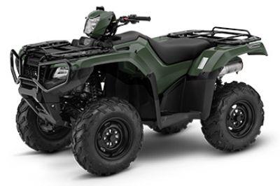 2018 Honda FourTrax Foreman Rubicon 4x4 Automatic DCT EPS Utility ATVs North Mankato, MN