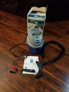 In new condition only used a few times. All attachments and instruction manual.