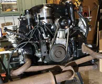 1965 Porsche 912 Engine