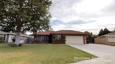 Cutest Home on the Block! 4/2 Single-Story Home for Lease!