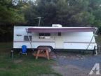 2000 Terry 27' camper with bunks