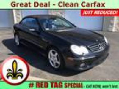2005 Mercedes-Benz CLK CLK 500 Base