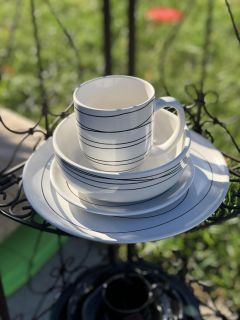 Spiral dishes